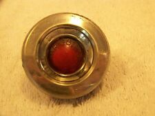 1968 DODGE RED SIDE MARKER LIGHT TURN SIGNAL W/ CURVE - DART SUPERBEE A B BODY