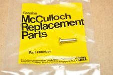 NOS New McCulloch Mac 110 120 140 Chain Saw Clutch Rivet 110957 Z