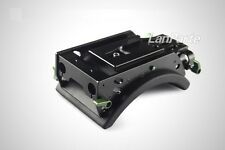 LanParte Shoulder Pad Baseplate For DSLR Video Camera Support Systems Rig 5D2 7D