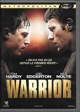 DVD ZONE 2--WARRIOR--HARDY/EDGERTON/NOLTE/O'CONNOR