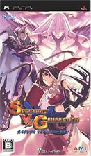 Used PSP Spectral vs. Generation  SONY PLAYSTATION JAPAN IMPORT