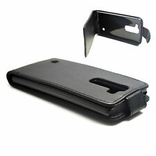 Flip Phone Leather Skin Cover Pouch Case For LG Spirit 4G LTE H440N H420 H422