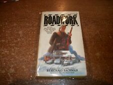 "STEPHE KING "" ROADWORK "" ONE OF THE BOOKS OF "" THE BACHMAN BOOKS "" HARD TO FIND"