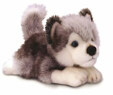 Keel Toys Signature Puppies 25cm Storm Husky Dog Cuddly Soft Toy SD4294