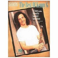 Best of Kenny G : Soprano, Alto, and Tenor Saxophone (1995, Paperback)