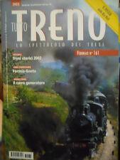 Tutto Treno 161 Poster ALe 840 - Treni storici del 2002 - Formia Gaeta