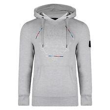 Smith & Jones Men's New Overhead & Zip Up Hooded Tops Sweatshirt Fleece Hoodies