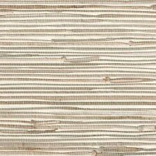York Wallcoverings NZ0781 Grasscloth by Sea Grass Wallpaper, Cream FREE SHIPPING