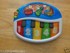 Baby Einstein Discover and Play Piano Educational Development Toy