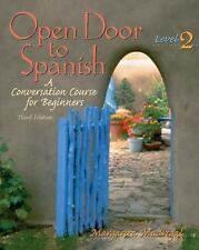 Open Door To Spanish Level 2 by Margarita Madrigal