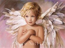 BNIP Diamond Painting Mosaic Embroidery 5D Angel Kit 30 x 40cm