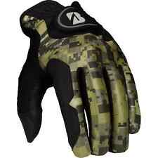 NEW Bridgestone Fit Glove EZ Fit Technology Green/Tan Camo Men's Medium (M)