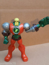 DC Universe Total Armor METALLO Loose