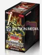 "Yugioh Cards ""Collectors Pack Duelist of Destiny"" Booster Box / Korean Ver"