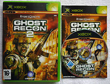 Tom Clancy's Ghost Recon 2 for Microsoft Xbox - Complete