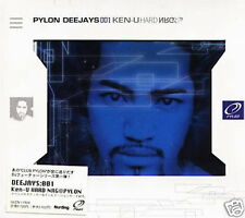 PYLON TRANCE MIX #003 mixed by DJ KEN-U - Japan CD NEW