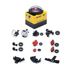 Kodak PIXPRO SP360 Action Camera with Extreme Pack #SP360-YL5