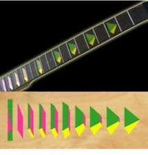 Pyramid GYP Fret Markers Inlay Sticker Decal Guitar