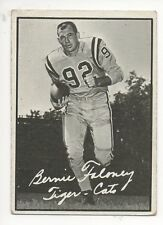 1961 Topps Canadian Football Card #47 Bernie Falaoney-Hamilton Tiger Cats