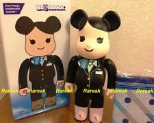 Medicom 2014 Be@rbrick ANA The 9th Generation 400% CA Uniform Model Bearbrick 1P