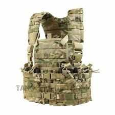 CONDOR CS Multicam MOLLE Chest Rig Vest Built in 5.56 mm Mag & Hydration Pouch
