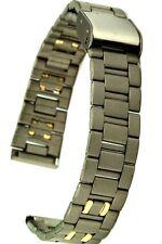 Titan Metall Uhrarmband für Damenuhr - 13 mm Stegbreite Titanuhrband, Uhrenband