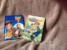 Two Lady Bird Books Toy Story 2 And Digs On,  Excellent Condition
