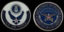 UNITED STATES AIR FORCE CHALLENGE COIN US MILITARY COLLECTIBLE COINS NEW