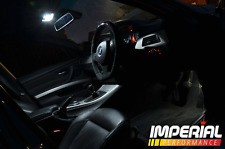 BMW 5 SERIES E60 Saloon-SMD/LED interior lighting kit-xenon white 520 530 535 M5