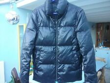 All Saints  Black Padded Jacket   Size Small   Excellent Condition  Quilted Coat