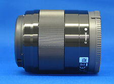 Sony SEL50F18 E 50mm F1.8 OSS Black E-mount Camera Lens Japan Model New