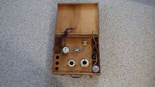 Antique Hubbell Bulb Socket TESTER 15A 125V 250V 10A VERY EARLY ELECTRIC TESTER