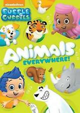 Bubble Guppies: Animals Everywhere! (DVD, 2014)