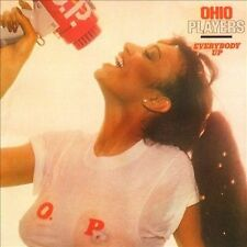 Everybody Up by Ohio Players (CD, Jan-2014, Funky Town Grooves)