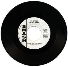 """IRENE And THE SCOTTS  """"I'M STUCK ON MY BABY""""   NORTHERN SOUL    LISTEN!"""