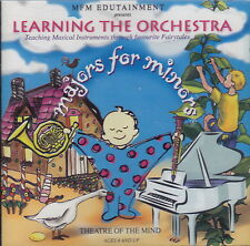 Majors for Minors: Learning the Orchestra (CD, Newsound2000) Brain Food for Kids