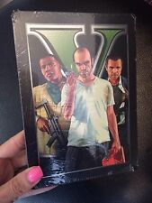 XBOX 360 Grand Theft Auto V Video Game with Collectible Steelbook - *BRAND NEW*