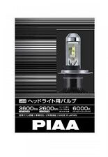 PIAA LEH102 LED Bulbs for Headlight H8 H9 H11 H16 3700lm 6000K NEW JAPAN F/S
