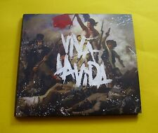 "CD "" COLDPLAY - VIVA LA VIDA OR DEATH AND ALL HIS FRIENDS "" 10 SONGS (LOST !)"