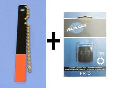 Chain Whip & Lockring Tool Park Shimano Disc $3.95 Ship ( Chainwhip Lock Ring )