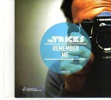 (DR1) The Tricks, Remember Me / Just For The Summer - 2011 DJ CD