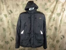 "Men's O'Neill ""Elevate"" Sm Winter Hooded Snowboard Ski Jacket Coat, Grey, Small"