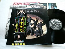PAUL MCCARTNEY AND WINGS BAND ON THE RUN BEATLES JAPAN ORIGINAL W/OBI, POSTERS