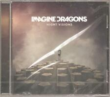 "IMAGINE DRAGONS ""Night Visions"" 13 Track CD sealed"