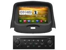 AUTORADIO DVD/GPS/NAVI/ANDROID 4.4.4/BT/DAB+/RADIO Player PEUGEOT 206 M085
