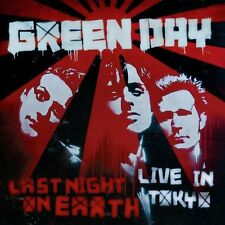 NEW Green Day Last Night on Earth: Live in Tokyo 2009 CD