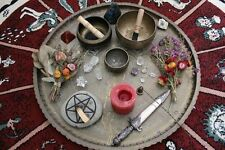 WICCAN witch 365 Contract Year Binding Triple Occult AMAZING ENERGY haunted