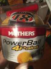 Mothers 5147 Power Ball 4 Paint Kit w/FX SynWax
