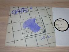 GATE PROMO LP WELL (BIEN) DONE/CASTOR MODÈLE ÉCHANTILLON KRAUTROCK PRESS