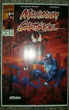 Spider Man Maximum Carnage 1 Marvel Akklaim Promo Video Game Variant Comic
